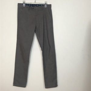 Ted Baker London- Gray Trousers size 32R